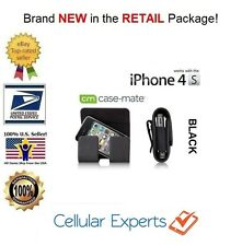 Case-Mate Horizontal Hipster Belt Holder Case for Apple iPhone 4 / 4S (CM012634)