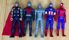 "12"" Marvel Avengers Action Figures Collection Bundle"