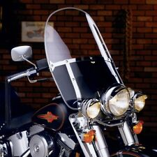 HARLEY FLSS SOFTAIL SLIM S 2016-2017 NC BEADED BLACK HEAVY DUTY WINDSHIELD N2233