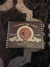 BURBANK HIGH SCHOOL  YEARBOOK - 1973 CERALBUS (no signatures)