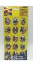 Mickey and the Roadster Racers - Confetti Stickers - 15 stickers - NEW
