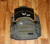 Tom Clancy's The Division 2 Rare Backpack Bag Shoulder Bag  Xbox One PS4 Ubisoft