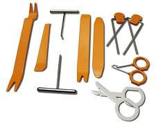 12 pcs Trim Removal Tool Kit Door Panel Interior Wedge Pry Clip HD Nylon Plastic