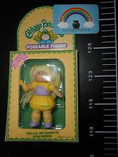 CABBAGE PATCH KIDS Poseable Figure DOLL Ann Minda 2ND EDITION Collectible