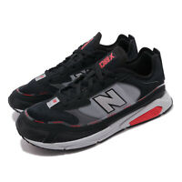 New Balance X-Racer Black Grey Red Men Casual Shoes Sneakers MSXRCHTWD
