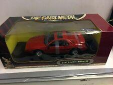Road Signature 1985 Pontiac Fiero GT 1:18 Die Cast Scale Model *Rare*