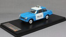 Premium X Triumph Herald in British Police Panda Car Markings 1962 PRD323 1/43