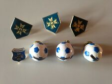 LOT PINS FOOTBALL - AJ AUXERRE