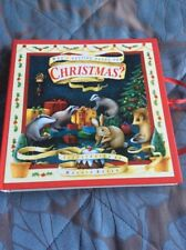 Who's getting ready for Christmas childrens book / advent calendar ex con