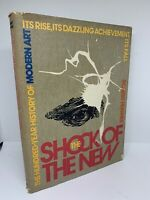 The Shock of the New by Robert Hughes (1981, Hardcover)
