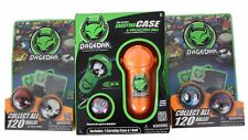 Dagedar Orange Flip Action Carrying Case Collectible Balls by Cepia