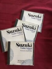 Suzuki Violin School Cd set (2, 3, 4, 5)