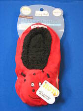 NEW 5 6 7 S M Cozy Hugs Slipper Critters Red Lady Bugs Hot Cold Wheat Lavender
