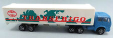 Vintage Majorette TRANSFRIGO semi truck Mercedes Made in France
