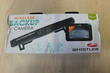 New listing Whistler Wireless Backup Camera Wbu-800