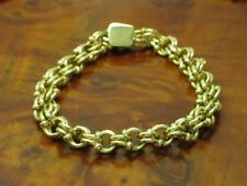 18kt 750 or Jaune Bracelet /15,4g /18,0cm