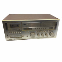 Vintage J.C. Penney AM/FM Stereo Receiver Cassette 8-Track 683-1773 *Read*