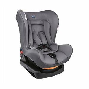 Chicco 00079163840000 Seggiolino Auto, Grigio (Pearl), 0-18 kg, 1 Pezzo (X1Y)