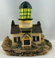 """Collectible """"The Point Pinos Lighthouse"""" 3.25"""" x 4"""""""