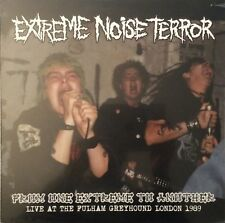 Extreme Noise Terror ‎– From One Extreme To Another - Live At The London 1989