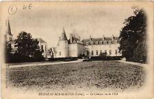 CPA  Huisseau-sur-Mauves - Le Chateau vu de l'Est  (632057)