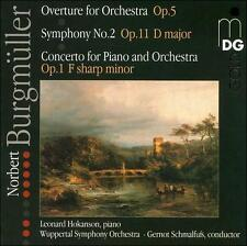 Overture for Orchestra Op 5 Sym 2 in D Major Op 11, New Music