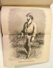 VIAGGI - Stanley : Come trovai Livingstone 1873  Africa Centrale Incisioni Mappe