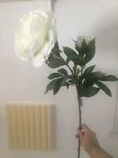 Large Realisitc Home Decor Artificial Flowers Peony Rose