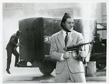 CESARE DANOVA FIRES MACHINE GUN STOCKING MASK GARRISON'S GORILLAS ABC TV PHOTO