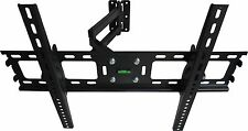 ARTICULATING LCD LED PLASMA TV WALL MOUNT BRACKET SWIVEL 40 42 46 50 55 60 65 70