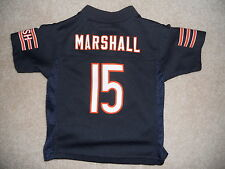 Chicago Bears Nfl Football Jersey Brandon Marshall #15 Baby Infant Toddler 18 Mo