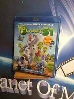 Planet 51*BLU RAY*NUOVO