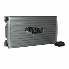 Boss Audio 1600 Watt 4 Channel Car Amplifier Power Audio with Remote | AR1600.4