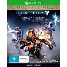 Destiny: The Taken King -- Legendary Edition (Microsoft Xbox One, 2015)