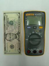 Fluke107 AC/DC Current F107 Palm-Sized Meter Digital Multimeter (English logo)