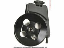 For 2010-2012 Chevrolet Camaro Power Steering Pump Cardone 63733YN 2011 6.2L V8