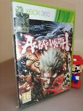 Asura's Wrath Xbox 360 Pal Italian version Very good conditions complete