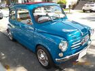 1962 Fiat 600 US model Low mileage and Very fast Berlina Others Classic Muscle race cars Street rod  for sale