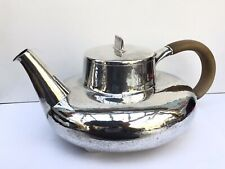 More details for archbald knox for liberty & co. silver teapot ( 5108 ) birmingham 1906