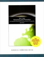 Advertising and Promotion: An Integrated Marketing Communications Perspective, B