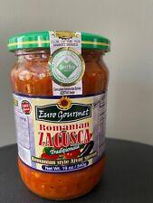VegetableSpreadRomanian Zacusca VeganSpread HealthyFood VegetarianDish Eggplant