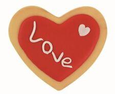 Emporte-pièces de pâtisserie coeurs