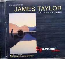 James Taylor, Solo Guitar With Nature;The Music of, by: Alex de Grassi NEW CD