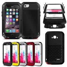 Luxury Waterproof Shockproof Outdoor Metal Aluminum Case Cover For Lot Phone