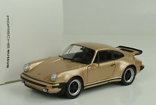 1975 Porsche 911 930 turbo 3.0 cometdiamant 1:24 Welly museo