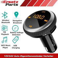 FM Transmitter Bluetooth USB KFZ Ladegerät Freisprechen Mit Auto Lokalisierer