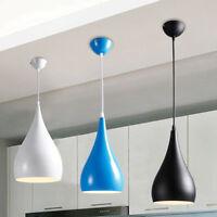 Aluminum Modern Pendant Dinning Cafe Ceiling Lamp Chandelier Light Fixture Shade