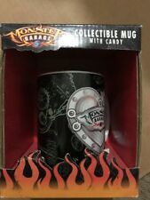 Monster Garage Coffee Mug Cup -Original Box - Jesse James/Discovery Station