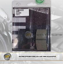POUR APRILIA RSV GP 250 DE 1995 À 1996 PLAQUETTES DE FREIN AVANT BRAKING SEMI-ME