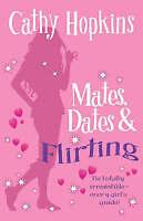Mates, Dates and Flirting (Mates Dates), Cathy Hopkins, Very Good Book